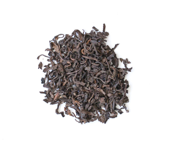 1996 Menghai Cooked Loose Puerh, Yunnan Province, China