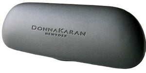 DONNA KARAN Black Spectacles Glasses Case