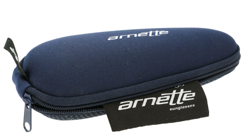 Arnette Sunglasses or Glasses Optical Case, Lense Cloth & Microfibre Pouch