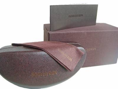 BOUCHERON SUNGLASSES CASE
