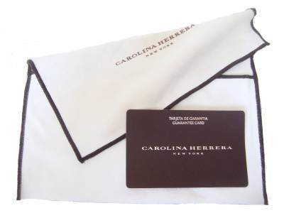 CAROLINA HERRERA SPECTACLES CASE POUCH