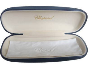 CHOPARD Spectacles Glasses Eyeglasses Case & Cloth