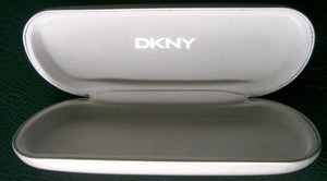 DKNY Spectacles Case Silver