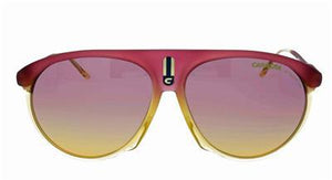 CARRERA 29 XUU TP Sunglasses + Case Pink to Cyclamen Aviator