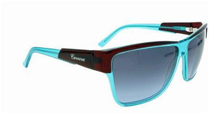 CARRERA 42 7J5 NM Sunglasses + Case Turquoise / Grey Wayfarer