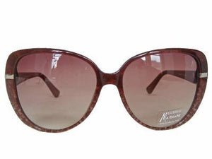 GUESS by MARCIANO GM 654 TAN 34 Ladies Designer Sunglasses, Case & Cloth