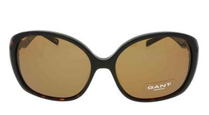 GANT GWS Corran TO-1 Ladies Genuine Designer Sunglasses + Case Tortoiseshell
