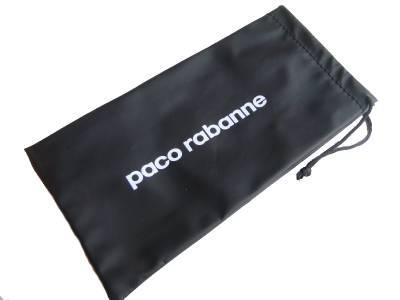 PACO RABANNE GLASSES POUCH