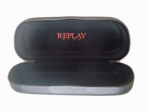 REPLAY Glasses Spectacles Eyeglasses Frames Case
