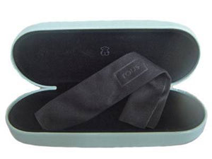 TOUS Spectacles Glasses Eyeglasses Case & Cloth