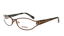 "Load image into Gallery viewer, True Religion Glasses ""Billie"" Cocoa Spectacles Eyeglasses RX Frames Case Inc."