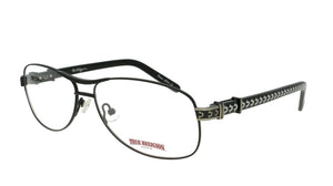 "True Religion Glasses ""Colt"" Black Spectacles Eyeglasses RX Frames Case Inc."