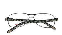 "Load image into Gallery viewer, True Religion Glasses ""Colt"" Black Spectacles Eyeglasses RX Frames Case Inc."