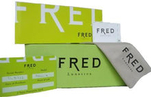 Load image into Gallery viewer, New FRED Sunglasses & Case MARINE PERCEE F4
