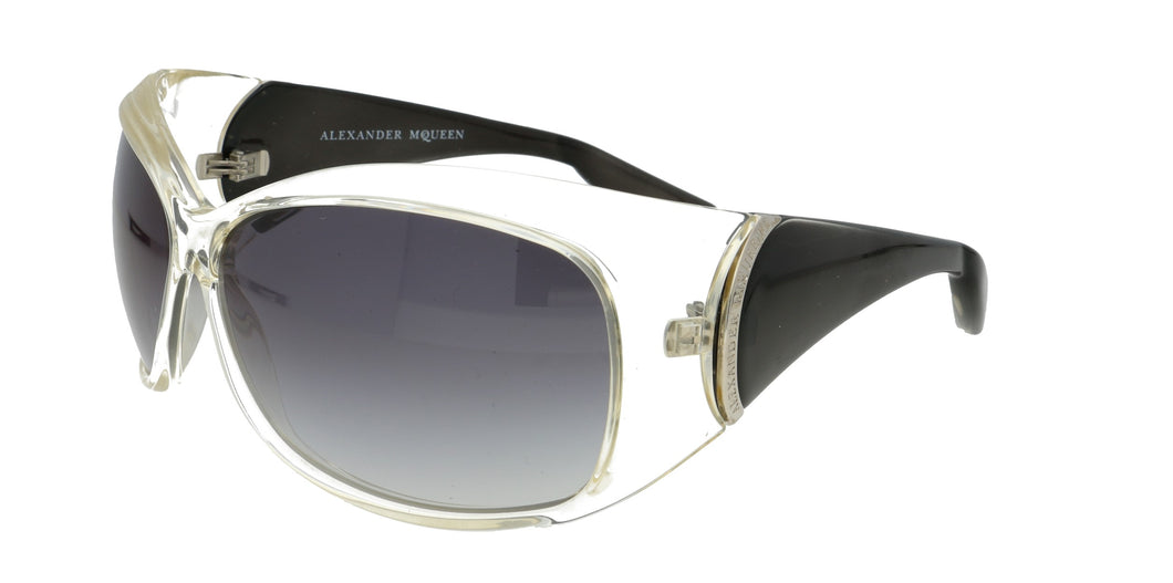 Alexander McQueen Ladies Sunglasses AMQ 4107 TBB