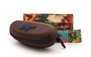 Mavericks Maui Jim Sunglasses & Case 264 02 Polarised