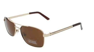 GUESS GU T 202 GLD 1 Children's Unisex Designer Sunglasses + Case Gold