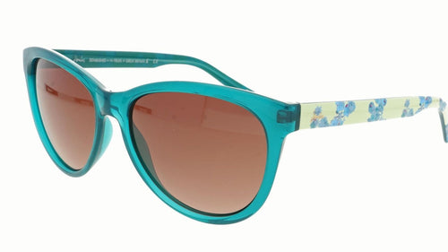 Joules Sunglasses + Case Bright JS 7041 520 Category 3 Teal