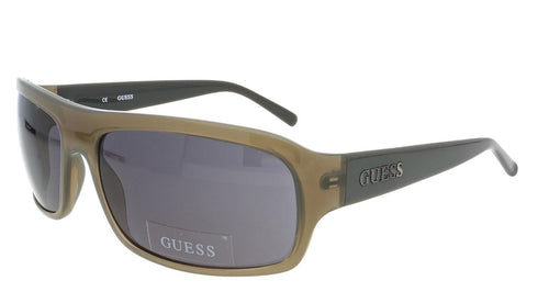 GUESS Ladies Designer Sunglasses & Case GU 6467 GRY-3