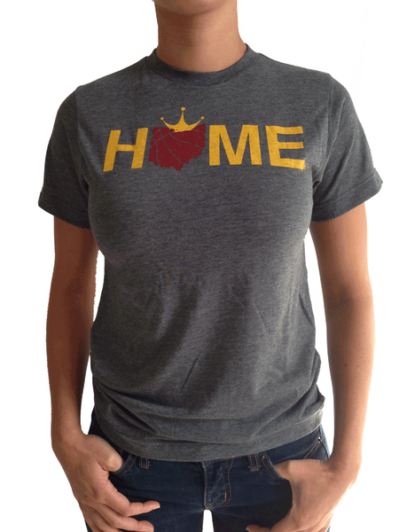 Unisex Crown Home Tee