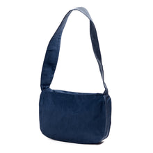 Load image into Gallery viewer, NAVY BAGUETTE BAG