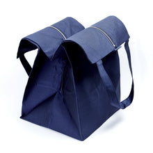 Load image into Gallery viewer, XL NAVY EVERYDAY BAG