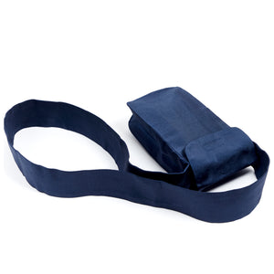 NAVY IPHONE CROSSBODY