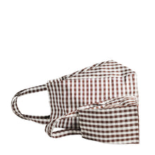 Load image into Gallery viewer, XL Gingham Brown