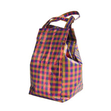 Load image into Gallery viewer, XL IRIDESCENT NAVY EVERYDAY BAG