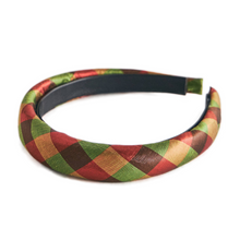 Load image into Gallery viewer, IRIDESCENT MUSTARD HEADBAND
