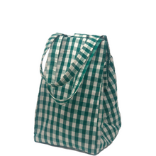 Load image into Gallery viewer, Gingham Teal