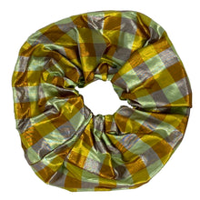 Load image into Gallery viewer, YELLOW OVERSIZED SCRUNCHIE