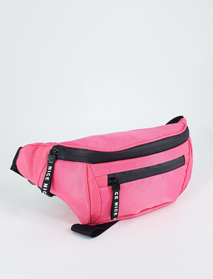 FANNY PACK PINK - NEWHARD