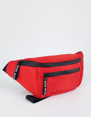 FANNY PACK RED - NEWHARD