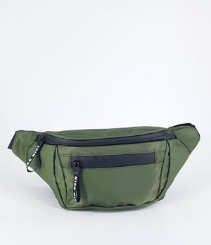 FANNY PACK GREEN - NEWHARD
