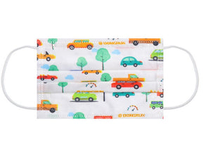 Pack 10 Mascarillas coches