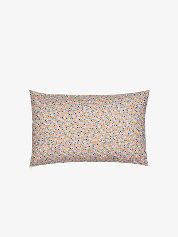 Baby Floral Linen Pillowcase