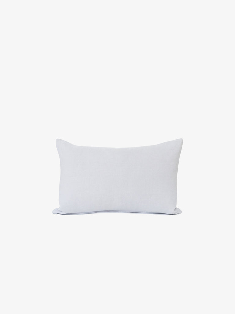 Linen Cushion in Periwinkle (2 sizes avail)