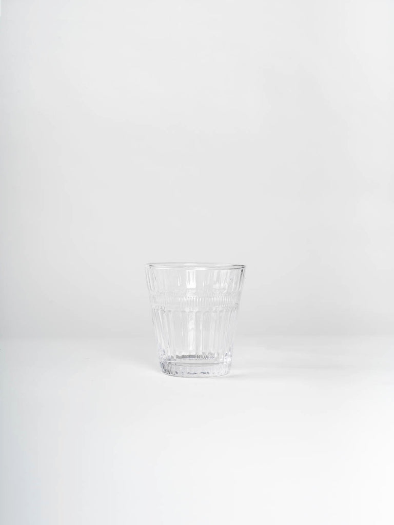 Glass Tumbler, Clear (Set of 6)