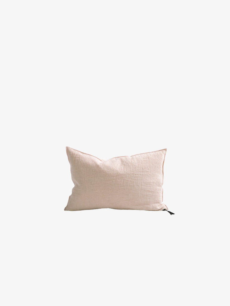 Washed Linen Vice Versa Cushion in Panty (3 sizes avail)