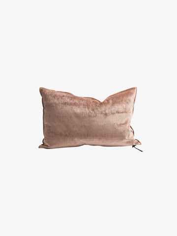 Royal Velvet Cushion in Cuivre (2 sizes avail)