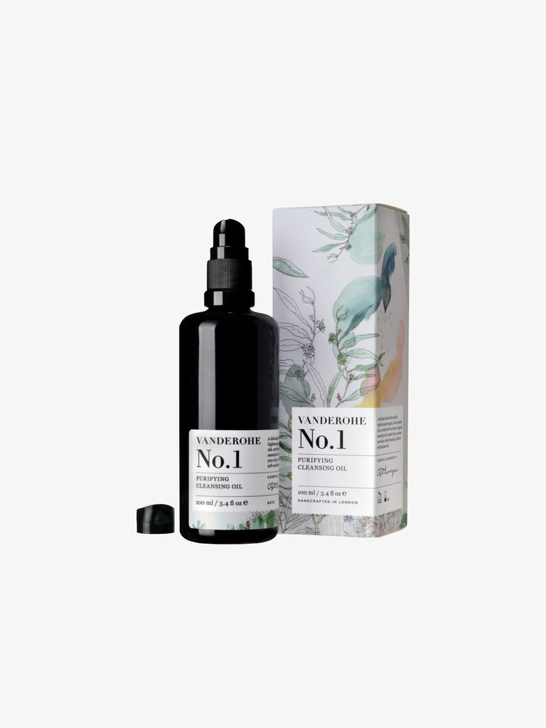 Vanderohe No 1. Purifying Cleansing Oil, 100ml