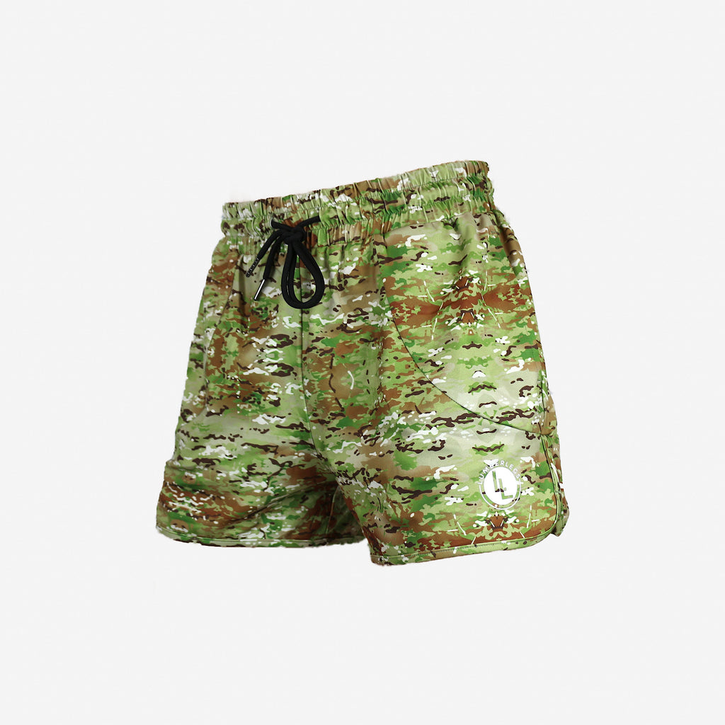 LEG DAY SHORTS OG GREEN