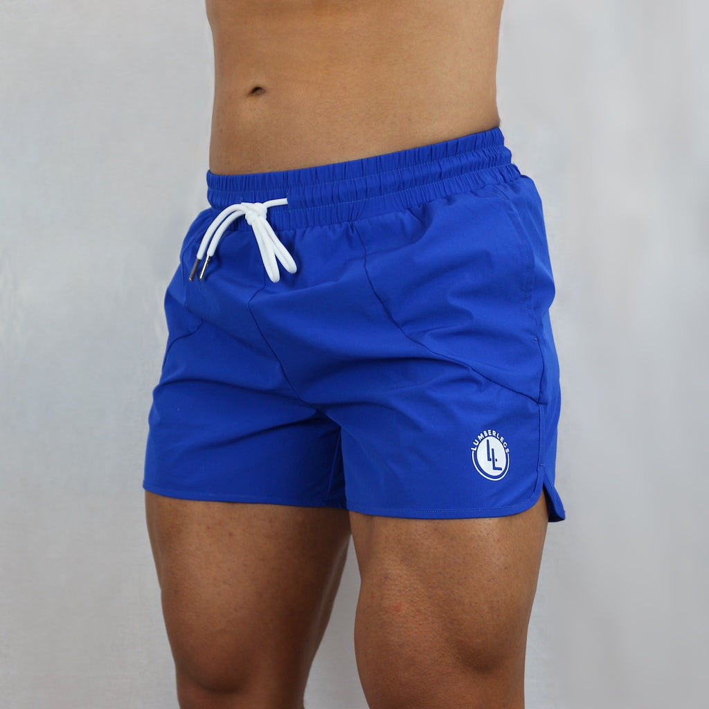 LEG DAY SHORTS ROYAL BLUE