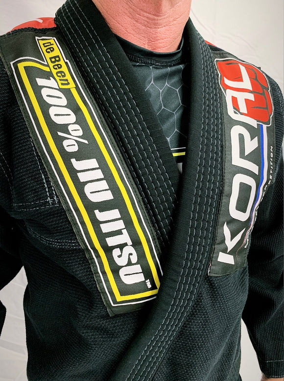 Adult Black Competition Gi (Belt not included)