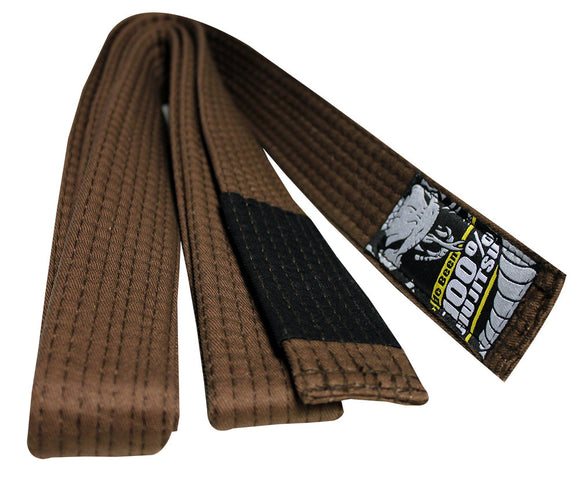 Belt Adult de Been Jiu Jitsu Brown