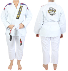 Junior de Been Jiu Jitsu White Gi (belt not included)