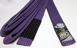 Belt Adult de Been Jiu Jitsu Purple