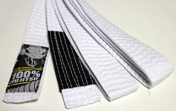 Belt Adult de Been Jiu Jitsu White