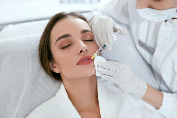 How fillers can refresh and strengthen your lips, cheeks and temples